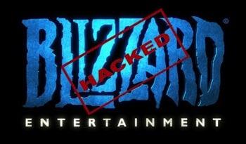 Blizzard Hacked